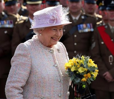Euro 2020: Queen wishes England best of luck ahead of final (Ld)