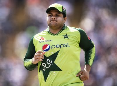 Pakistan's Azam Khan ruled out of two T20Is against West Indies