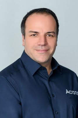Cyber protection firm Acronis appoints Patrick Pulvermueller as CEO