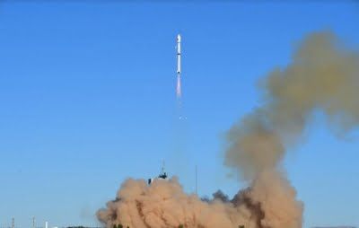 China launches new meteorological satellite