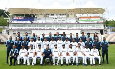 Indian Test team hit by Covid-19, player tests positive