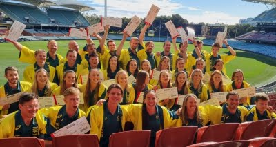 Australia names 472-strong contingent for Tokyo Olympics