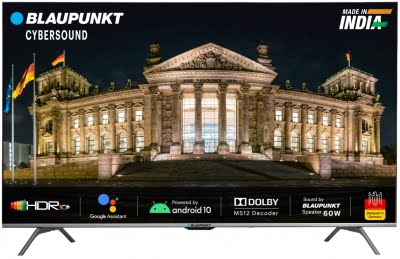 Blaupunkt unveils Android smart TVs starting at Rs 14,999
