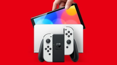 Nintendo announces new Switch variant with OLED display