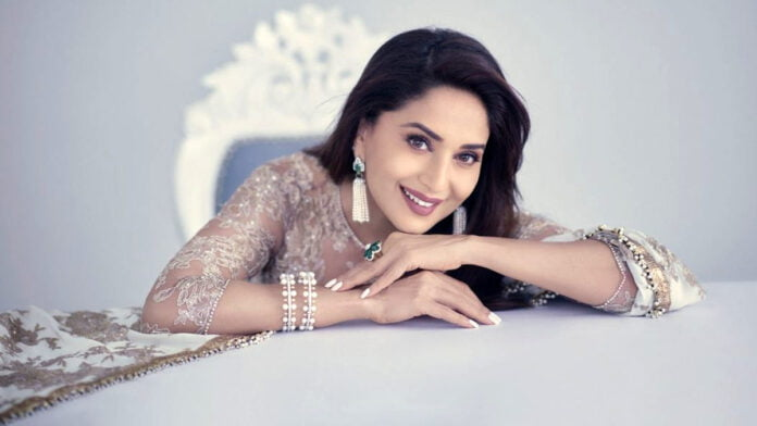 Choreographing Madhuri Dixit was 'surreal' for Paul Marshal