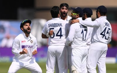 1st Test: India pick 2 wickets, reduce England to 61/2 at lunch