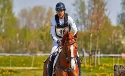 Olympics equestrian: Mirza finishes creditable 23rd in eventing
