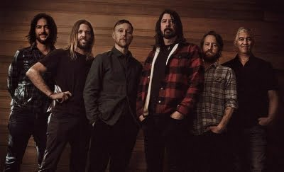 Foo Fighters to return to MTV Awards after 15 years
