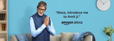 Now chat with Big B's voice on Amazon Alexa for Rs 149 in India