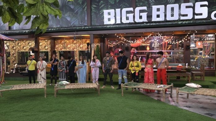 Bigg Boss OTT: The panchayat task breaks the house into two; housemates fight over household chores!