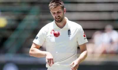 England pacer Mark Wood ruled out of third Test against India