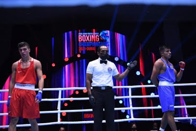 Asian Youth Boxing: Suresh, three other Indians in semifinals