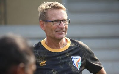 Dennerby to be head coach of Indian women's football team