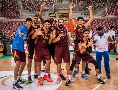 India pip Palestine 79-77 in Asia Cup basketball qualifiers