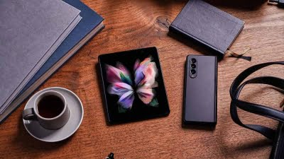 Pre-booking for Galaxy Z Fold3 5G, Galaxy Z Flip3 5G opens in India