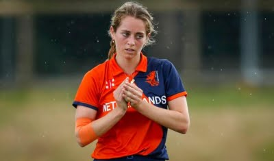 Netherlands' Frederique becomes first pacer to take 7 wkts in T20 match