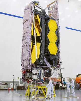NASA's James Webb space telescope completes testing, ready to ship