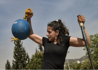 Refugee Paralympic Team delivers hope to refugees with disabilities