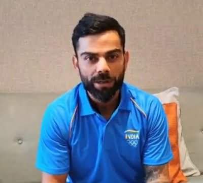 Super proud of the whole team, Jasprit and Shami were outstanding: Kohli