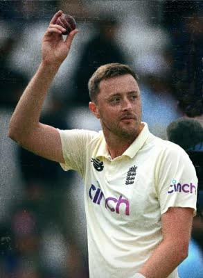 Indian players refused to give passage to Robinson at Lord's: Report
