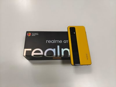 realme GT 5G impresses with strong performance, design