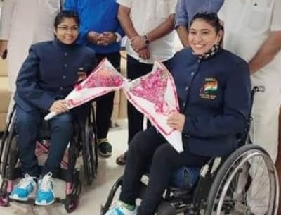 Paralympics: Bhavina, Sonal face Chinese tests in T-T openers