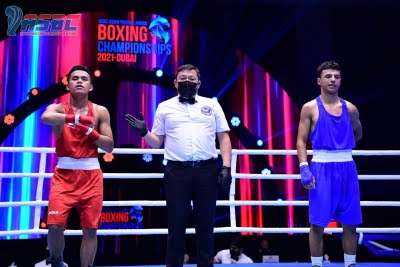 Chongtham, Suresh in final of Asian Youth & Junior Boxing