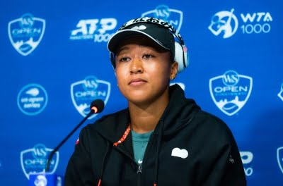 Short on match practice, Osaka says she's pretty happy going into US Open