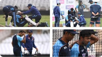 India in England: Opener Agarwal suffers concussion, ruled out of first Test