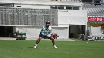 Team India begin training for the third Test at Headingley