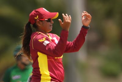 Anisa Mohammed to lead West Indies team as Stafanie Taylor in isolation