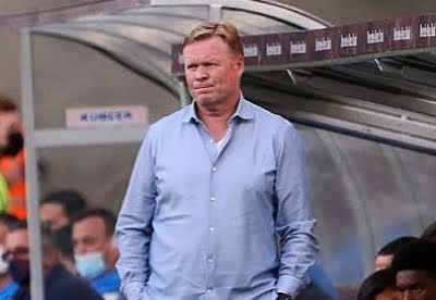 Barca have to close the book on Messi, says coach Koeman