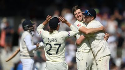 3rd Test: Twitter praises England for a big win