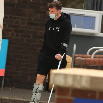 Relief as Liverpool's Andy Robertson 'only' out for a month