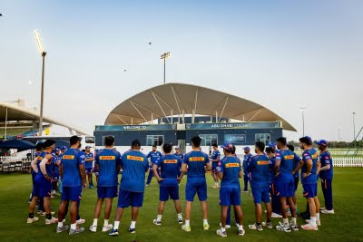 IPL 2021: Mumbai Indians start off with first training session in UAE