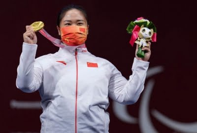 Paralympics: China continues winning streak with 11 more gold