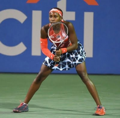 US Open: Coco Gauff says she had to overcome 'home slam nervousness' to win