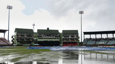Rain wipes out third West Indies-Pak T20I; visitors lead series 1-0