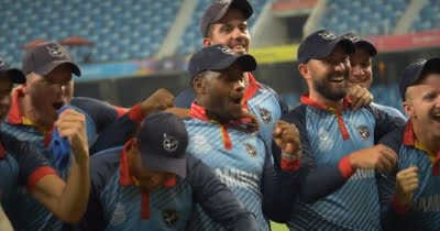 ICC T20 World Cup is 'big value to us', says Namibia skipper Erasmus