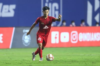 Mumbai City FC complete signing of midfielder Lalengmawia