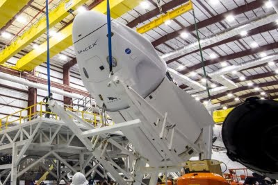 SpaceX says liquid oxygen supplies hit due to Covid
