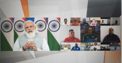 New India will not put pressure on athletes to win medals: PM Modi to Paralympians