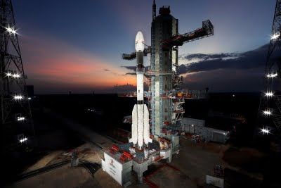 Countdown begins for India to open its sky eye GISAT-1