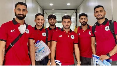 ATK Mohun Bagan players reach Maldives for AFC Cup matches