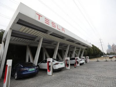 Tesla files to produce 5 more versions of Model Y in China