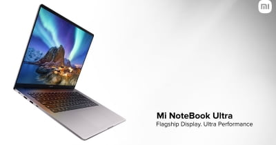 Mi NoteBook 2021 series with Intel's 11th Gen processor launched in India