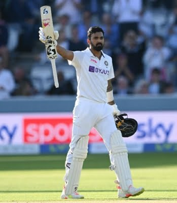 2nd Test: Rahul's century takes India to 276/3 on Day 1 (lead)