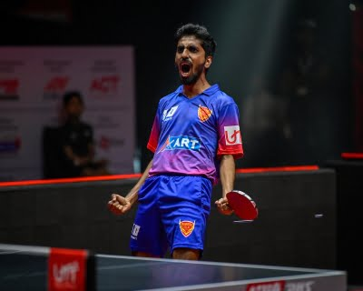 Sathiyan leads Indian charge at Czech International Open TT