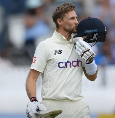 2nd Test: England all out for 391, Root scores unbeaten 180