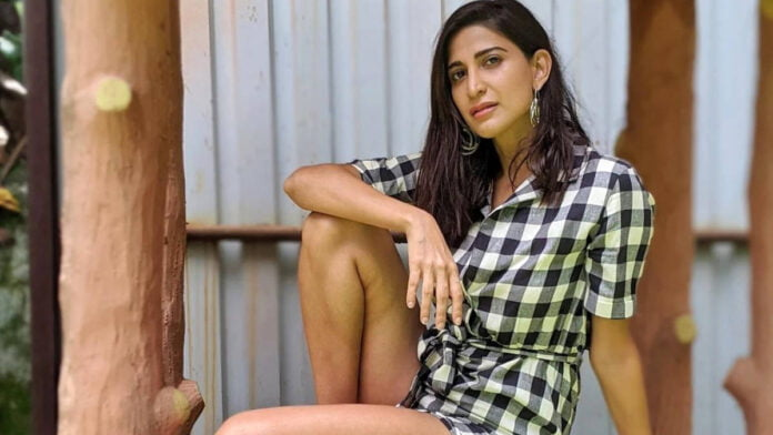 Aahana Kumra: I'm stepping out of my comfort zone